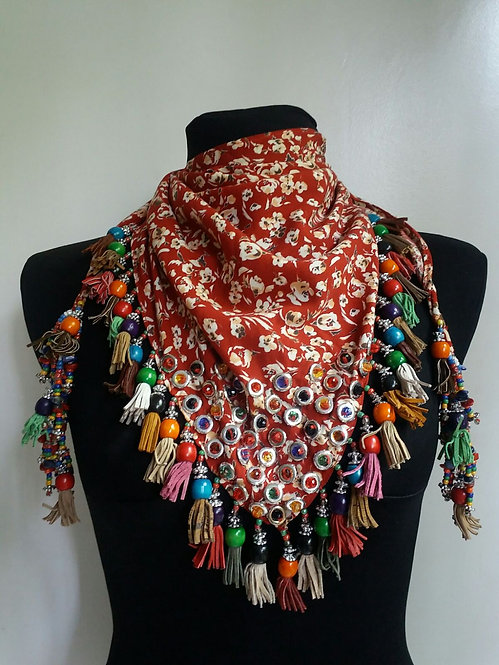 All Scarf Necklace 6