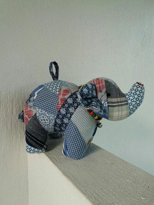 Elephant Doorstopper 1