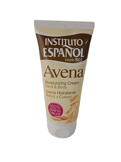 Avena Hand & Body Moisturizing Cream