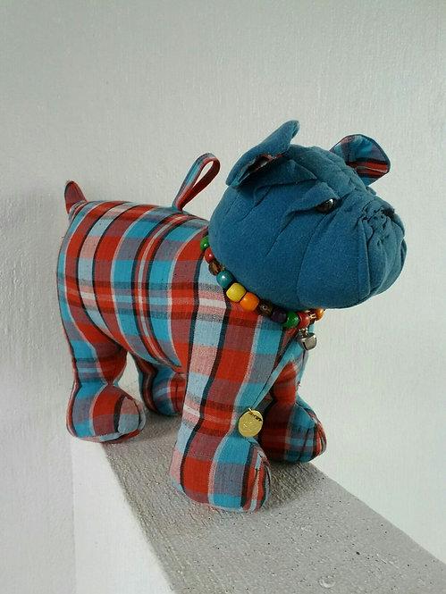 Standing Bulldog Doorstopper 2