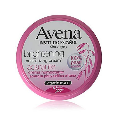 Avena Brightening Moisturizing Cream