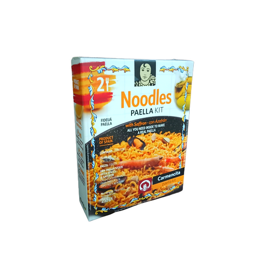 Noodles Paella Kit