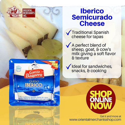 Iberico Semicured Cheese