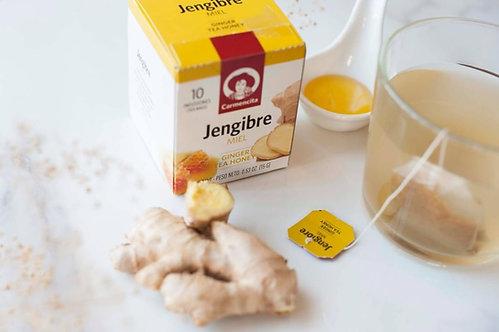 Ginger Tea Honey