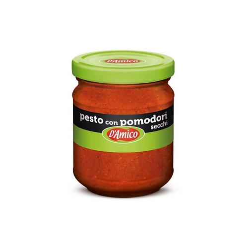 Sundried Tomatoes Pesto Creamy Sauce