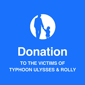 Donation to Ulysses Typhoon Victims