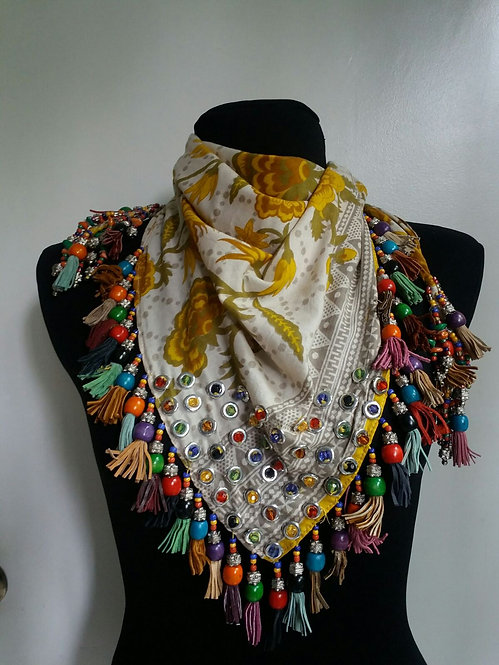 All Scarf Necklace 5