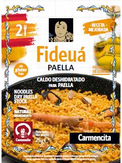 Noodles Dry Paella Stock