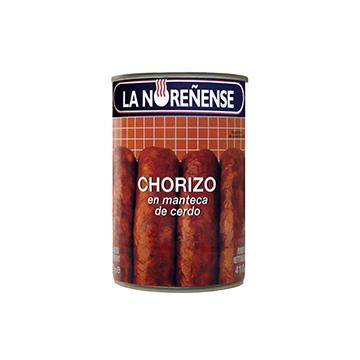 Chorizo Sausage in Lard