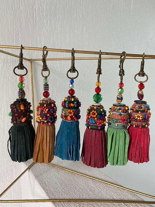 Tassle Bag Charm