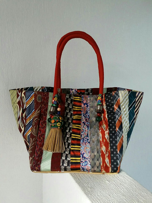 Large Tote of Ties