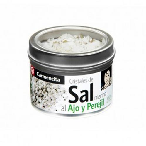 Sea Salt with Garlic & Parsley