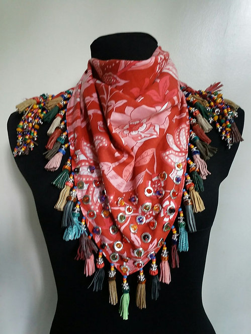 All Scarf Necklace 1