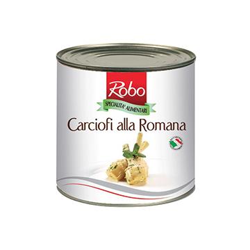 Romana Artichokes