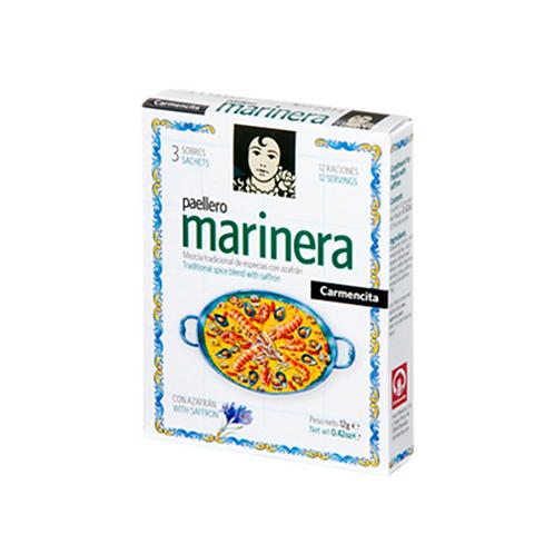 Paellero Marinera