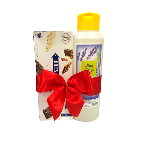 Choco Biscuits & Fresh Fragrance Bundle