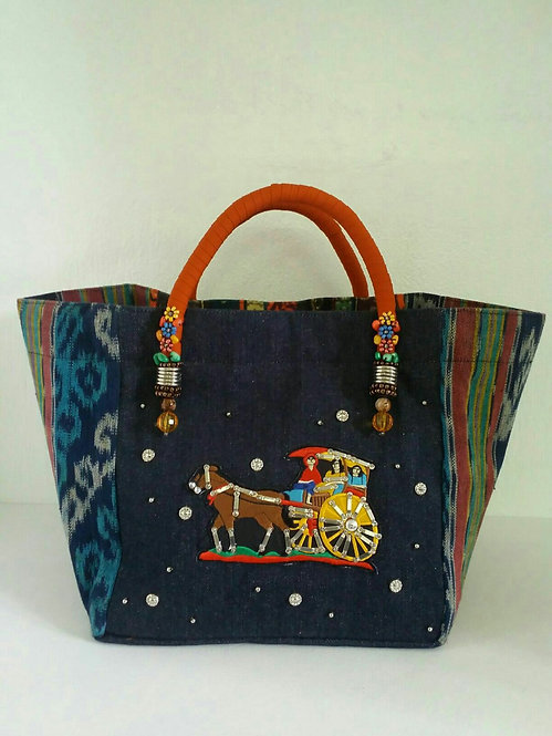 Large Kalesa Bag