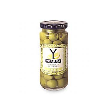 Olives Stuffed with Lemon