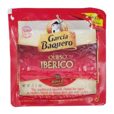 Iberico Cured Cheese