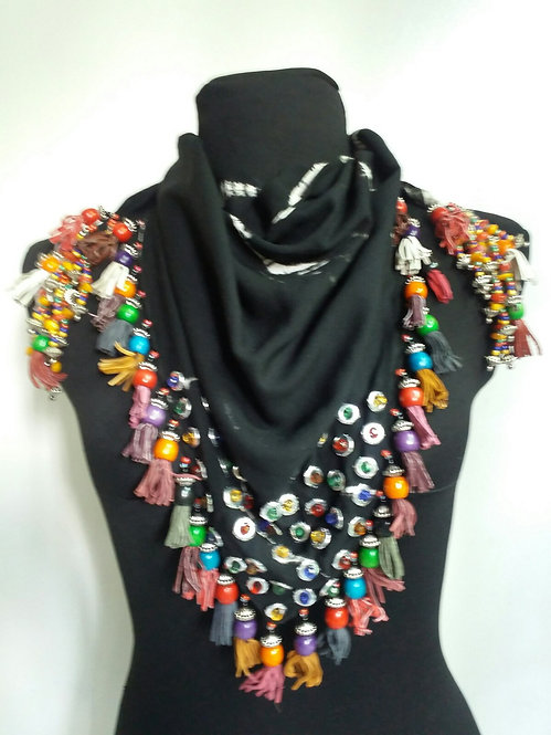 All Scarf Necklace 3