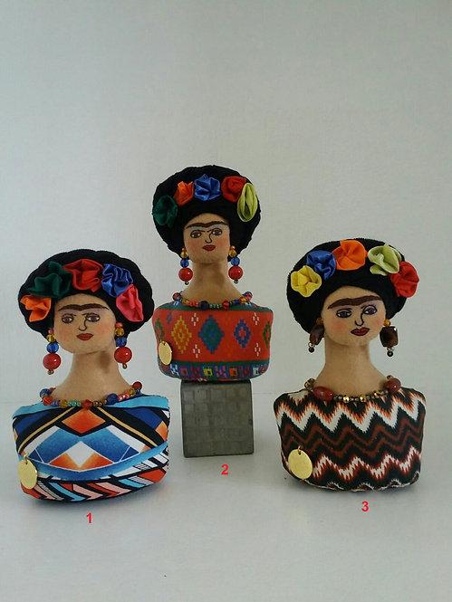 Small Frida Decoration