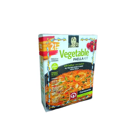 Vegetable Paella Kit