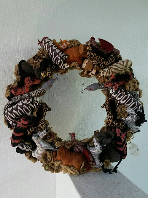 Safari Wreath