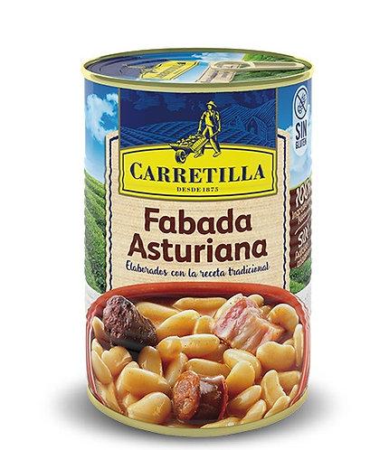 Carretilla Asturian Bean Stew