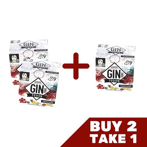 B2T1 Gin Tonic Fusion 3x3 Flavors