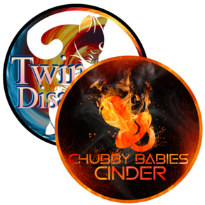 Twin Disasters vs Chubby Babies Cinder