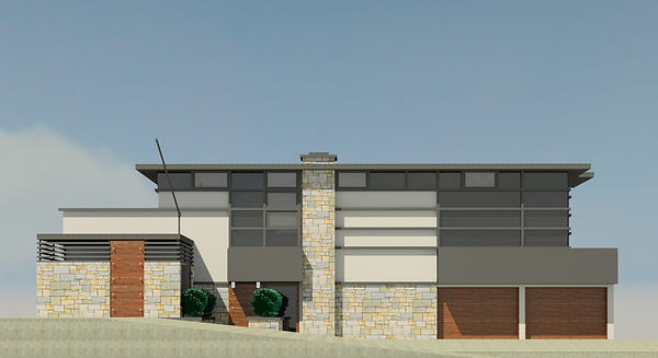 architecture, rendering, 3D rendering, residential
