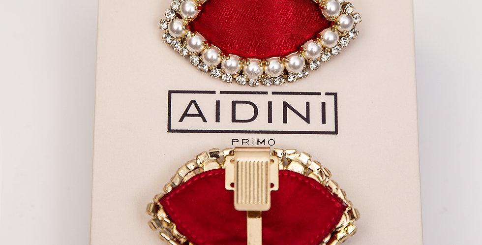 Брошь Aidini 3