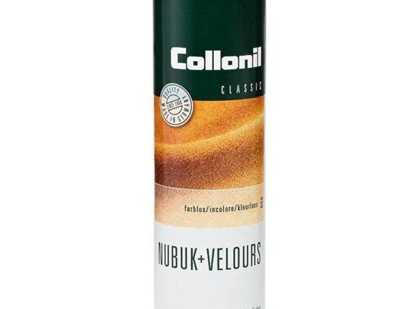 Аэрозоль Collonil Nubuk Velours бесцветный 200 ml
