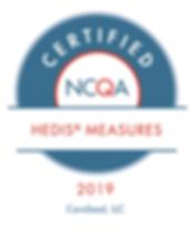Certified HEDIS Measures CareSeed, LLC 0