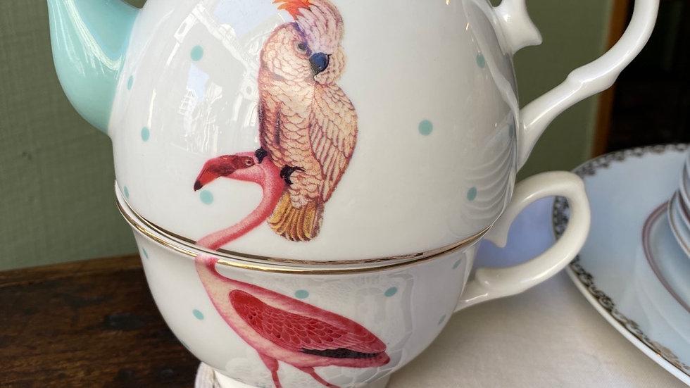 Teiera con tazza Yvonne  Ellen