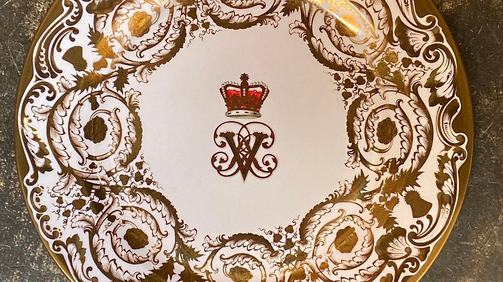 Piatto in latta Royal Collection