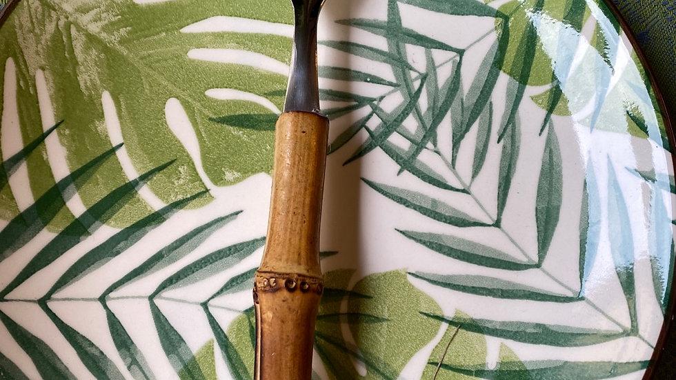 Forchetta frutta bambu '