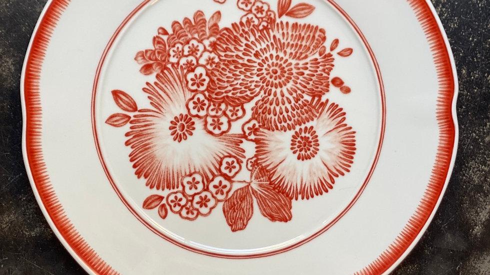 Piatto piano Coral