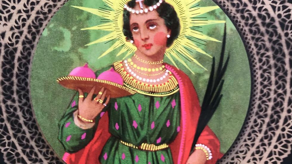 Santa Agata cm 21
