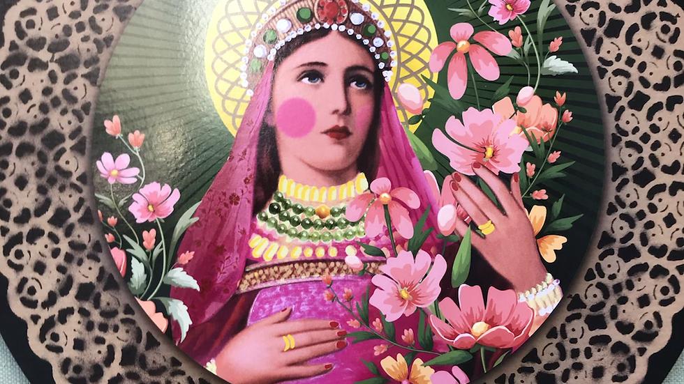 Santa Elena patrona di chi cerca oggetti  smarriti  e dei produttori  di chiodi