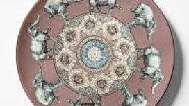 Piatto Costantinopoli, Vito Nesta per   Les Ottomans cm 28
