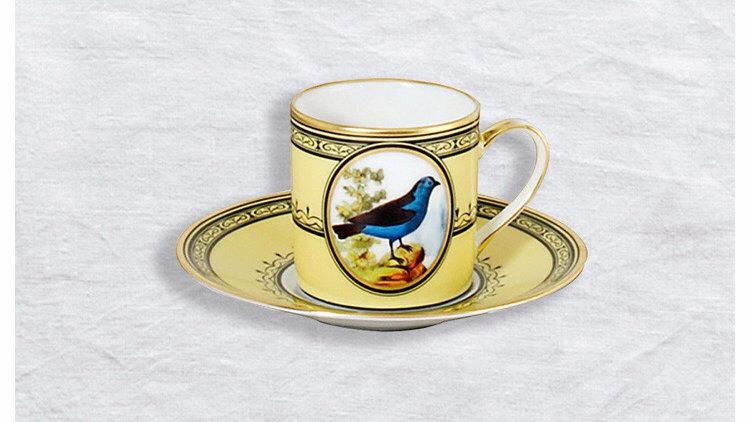 Tazza caffè Jardin du  Roi Ancienne Manifacture Royal