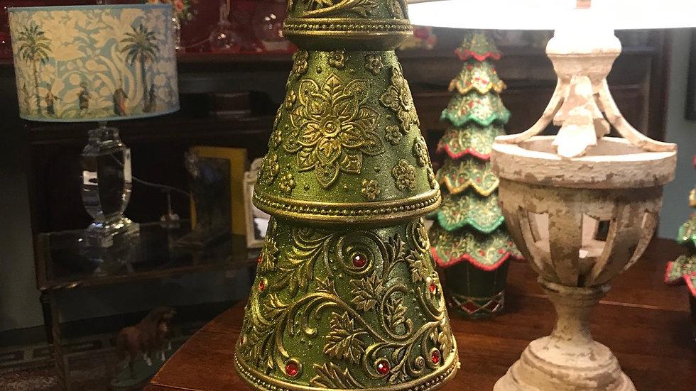 Albero verde h cm 50
