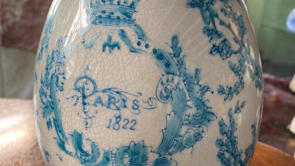 Uovo in ceramica Paris