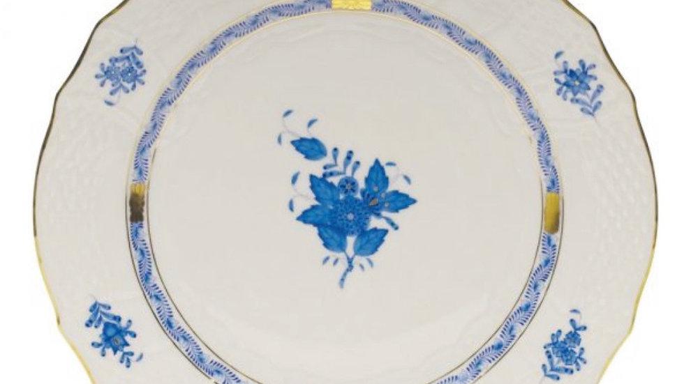 Servizio piatti 41 pz. Apponyi Herend AB Rocaille blue