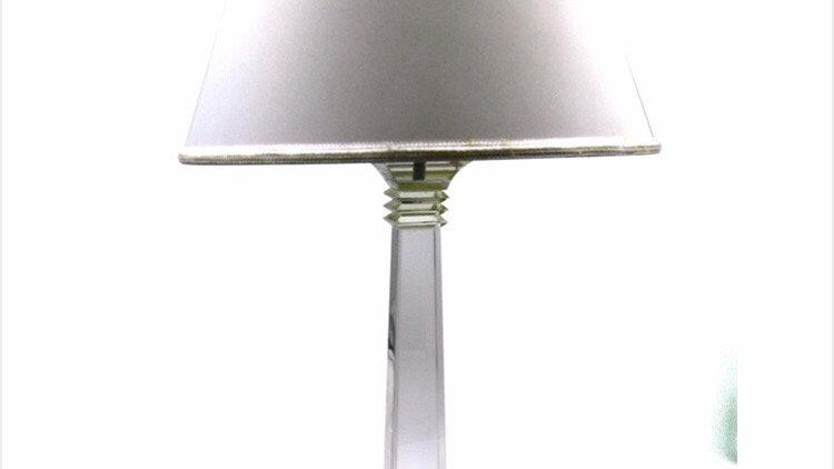 Lampada cristallo cm 43