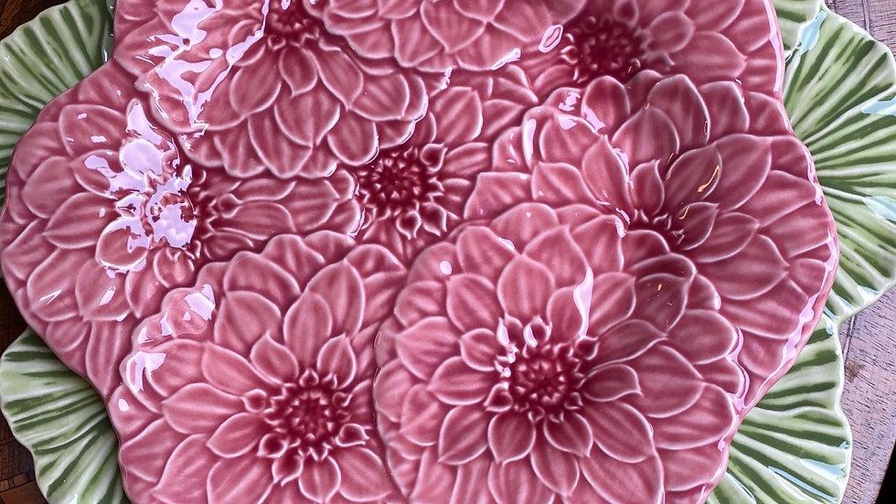 Piatto piano rosa Maria Flor