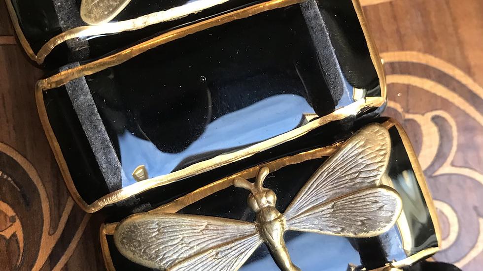 Bracciale in vetro fuso di Murano