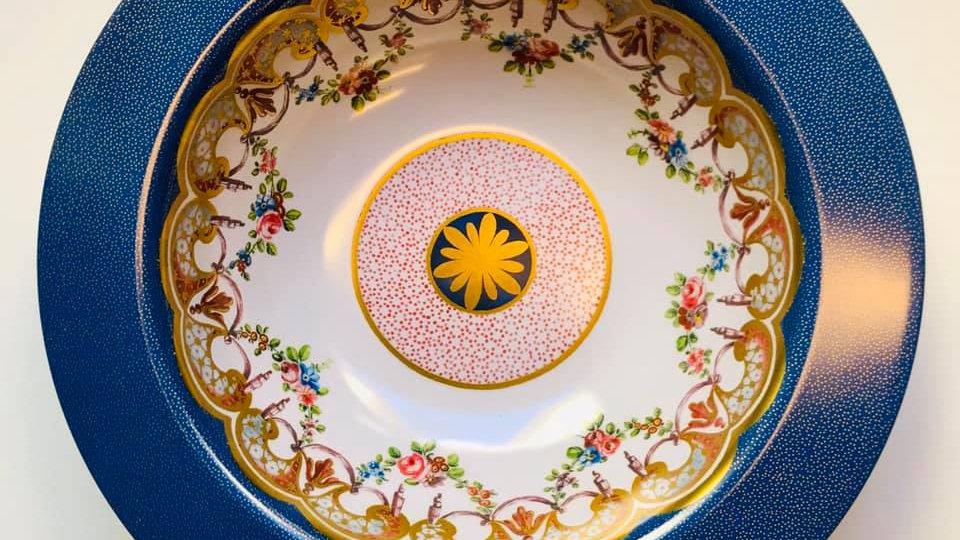 Piatto fondo in latta della Royal Collection