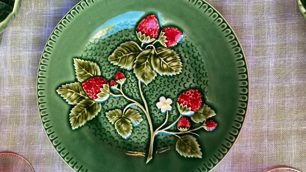 Piattino frutta fragole